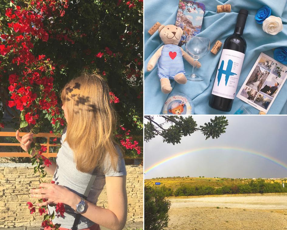 Новый Год на Кипре: солнце, вино и радуги коромыслом