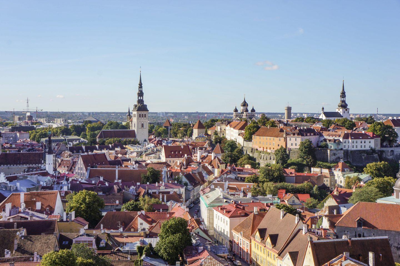 Воспоминания о Таллине: первое самостоятельное путешествие