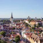 Таллин смотровая площадка